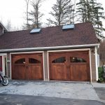 custom carriage house garage doors